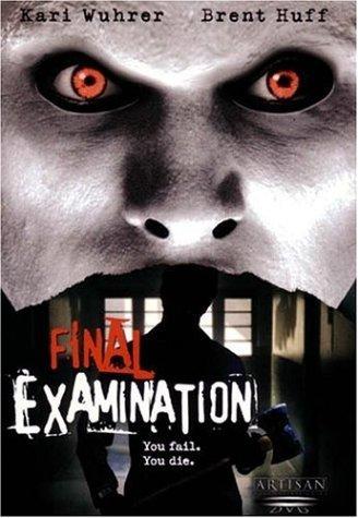 Final Examination (2003)