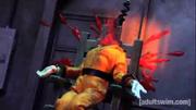 Joker's Head Exploding