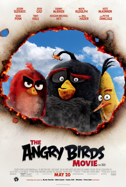 The Angry Birds Movie (2016; animated)