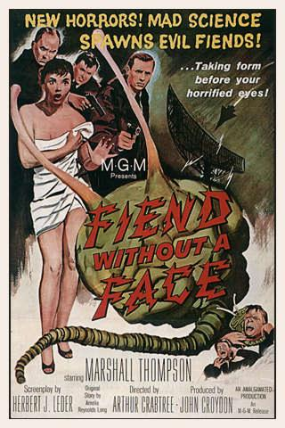 Fiend Without a Face (1958)