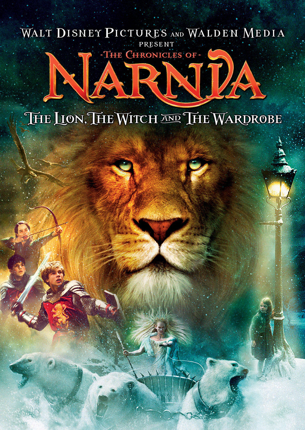 The Chronicles of Narnia: The Lion, the Witch, and the Wardrobe (2005)