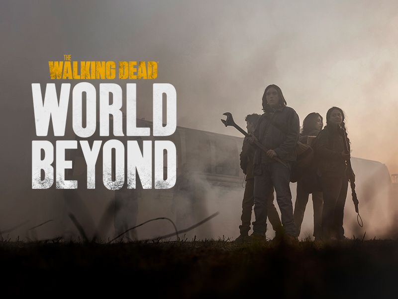The Walking Dead: World Beyond (2020 series)