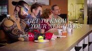 Get to Know Your Neighbor Barri KÀ by Cirque du Soleil