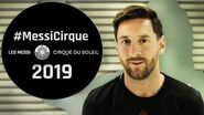 Football Legend Leo Messi Teams Up With Cirque du Soleil for the Creation of a Brand New Show!