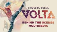 Wonder where the magic of VOLTA's projections come from? Gentilhomme Interview Cirque du Soleil