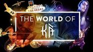 Dive deeper into the EPIC World of KA with Matthew Rodrigues THE WORLD OF Cirque du Soleil