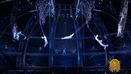 Zed by Cirque du Soleil - Trapeze Act