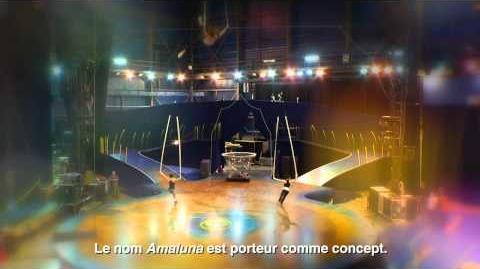 Amaluna by Cirque du Soleil - À propos du nom About the Name