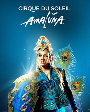 Amaluna Cirque Du Soleil Wiki Fandom