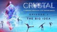 BRAND NEW CRYSTAL Behind the Scenes Series Gliding Higher Ep 1 Cirque du Soleil