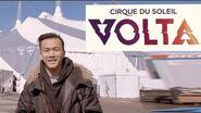 VOLTA Artists' New Home at The Big Top by Cirque du Soleil