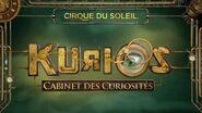 KURIOS - Cabinet of Curiosities from Cirque du Soleil