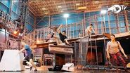 Stage as a Performer Cirque Du Soleil- VOLTA