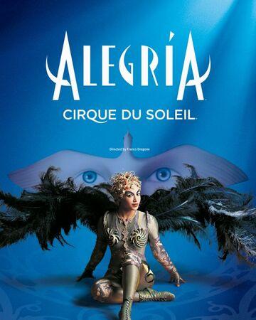 Alegría Wiki Cirque Fandom