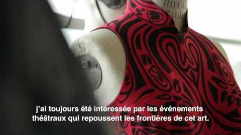 Amaluna by Cirque du Soleil - Director Diane Paulus La metteure en scène