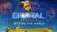 The stage at CRYSTAL is MIND BLOWING Behind the Scenes Gliding Higher Ep 4 Cirque du Soleil