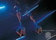 Double Trapeze - Dralion