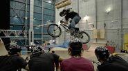 BMX Athlete to Performer Cirque Du Soleil- VOLTA
