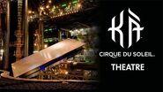 The Theatre of KÀ by Cirque du Soleil KÀ Behind the Blockbuster