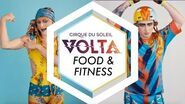 FOOD & FITNESS 🍽💪 We Are VOLTA - Ep