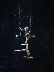 Double Trapeze 2 - JOYA