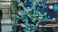 Zarkana by Cirque du Soleil Chocolate Sculpture