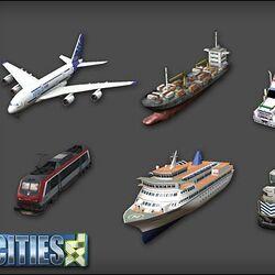 Inter-City Transportation