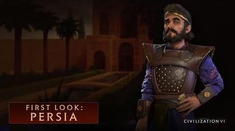 Civilization VI – Персия. Первый взгляд (англ).