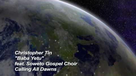 Кристофер Тин - Baba Yetu (официальное видео)