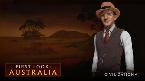 Civilization VI – Австралия. Первый взгляд (англ