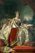 Виктория портрет