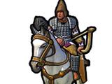 Конный лучник варваров (Civ6)