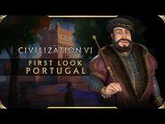 Civilization VI New Frontier Pass - Португалия