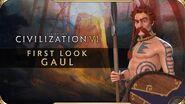 Civilization VI New Frontier Pass - Галлия. Первый взгляд (англ