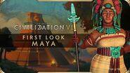 Civilization VI New Frontier Pass - Майя. Первый взгляд (англ