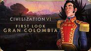 Civilization VI New Frontier Pass - Великая Колумбия. Первый взгляд (англ