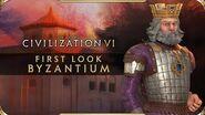 Civilization VI New Frontier Pass - Византия. Первый взгляд (англ