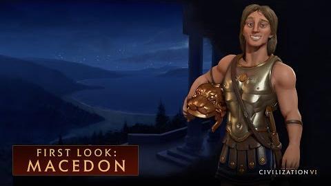 Civilization VI – Македония. Первый взгляд (англ