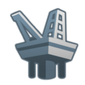 Icon improvement offshore oil rig.png