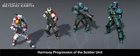 Harmony Soldier Harmony Unit Progression GA flat 2.jpg