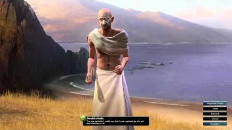 Civilization V OST - Gandhi War Theme - Raga Asa