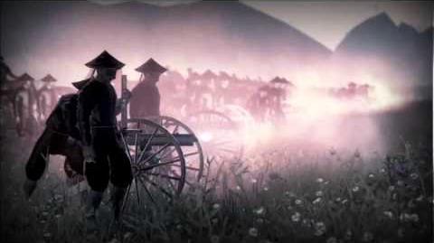 Clash of the Katana - Shogun 2 Fall of the Samurai Soundtrack
