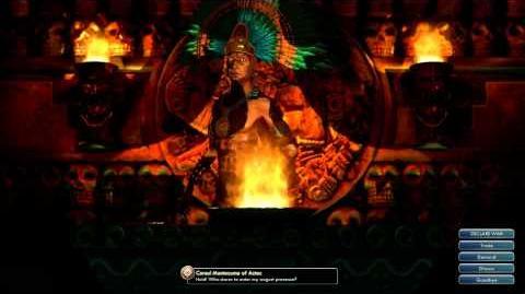 Civilization V OST - Montezuma Peace Theme - Cora Mitote Song from Santa Teresa