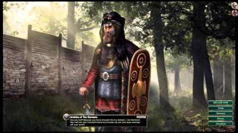 Arminius - Germans War