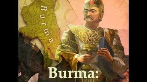 Burma - Anwratha War