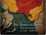 Afghanistan (Ahmad Shah Durrani)