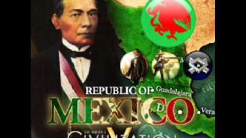 Benito Juarez Mexico War