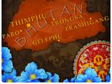 Bhutan (Jigme Singye Wangchuck)