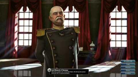Civilization V OST - Bismarck Peace Theme - Ode to Joy