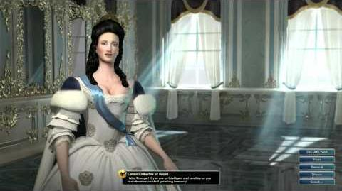 Civilization V OST - Catherine Peace Theme - Capulets and Montagues